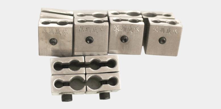 专用方形锁配件