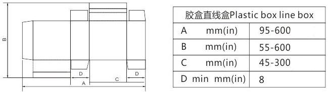 多功能高速全自动胶盒粘盒机CL-600