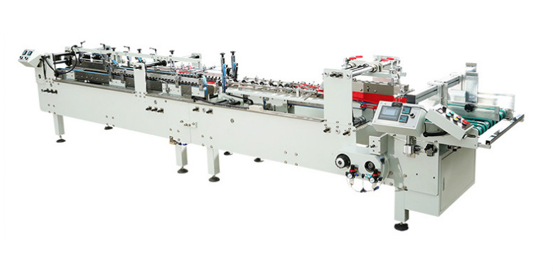 PET/PVC/PP全自动三合一胶盒机