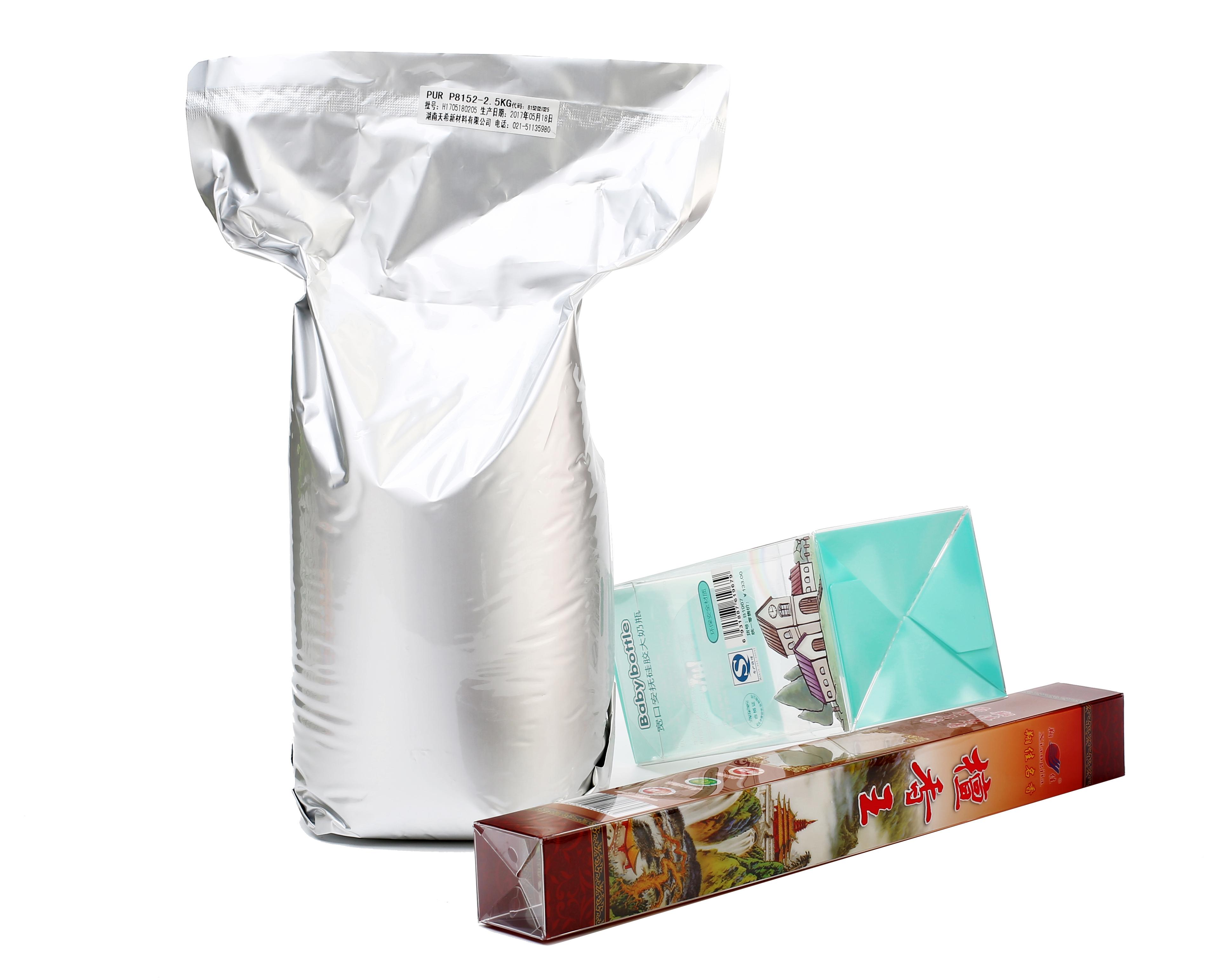 PUR热熔胶2.5kg/袋